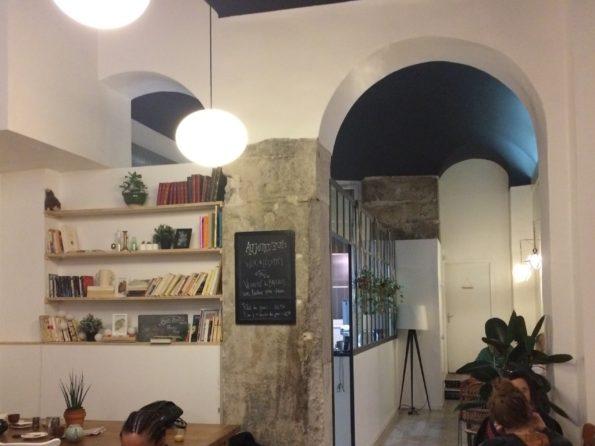 intérieur Torü