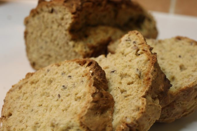 tranche soda bread