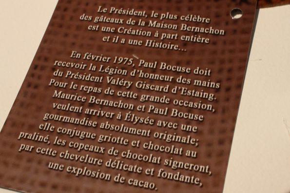 histoire du Président Bernachon