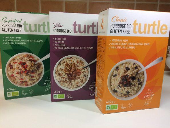 porridge turtle