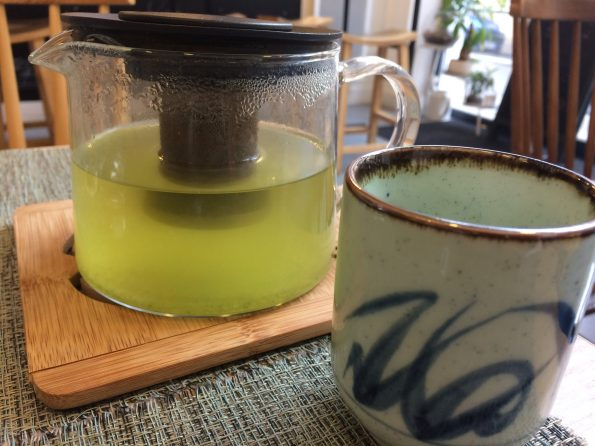 thé vert bistro zakka