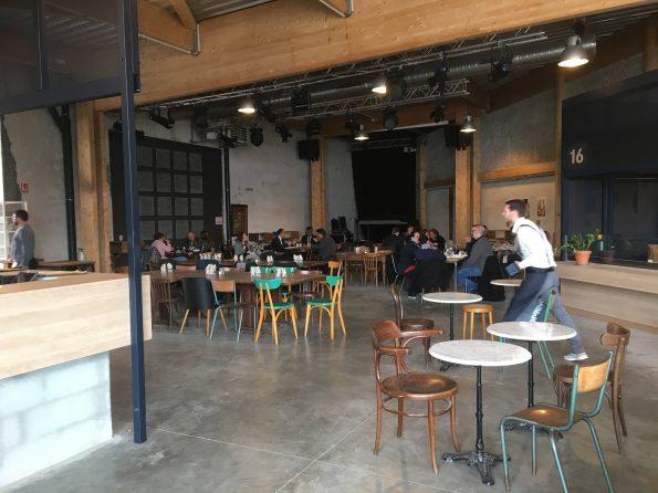 Le Kiosque La Commune Lyon