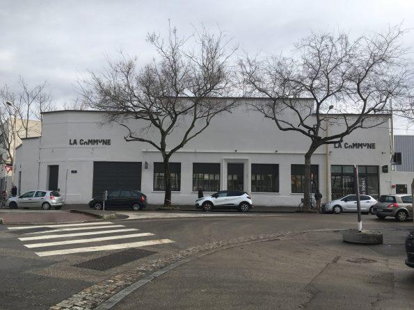 batiment la commune Lyon
