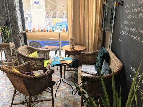 intérieur suzanne bar à brioches