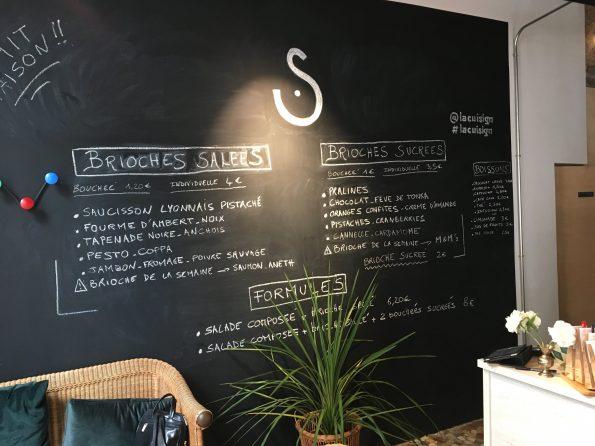 menu suzanne bar à brioches