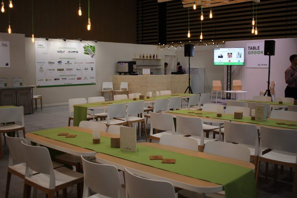 Table Green SIRHA Green