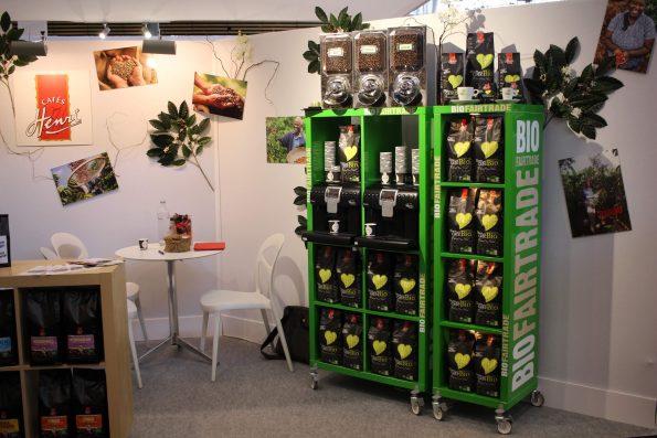 cafés Henri SIRHA Green