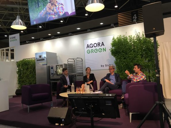 conférence Food service vision SIRHA Green