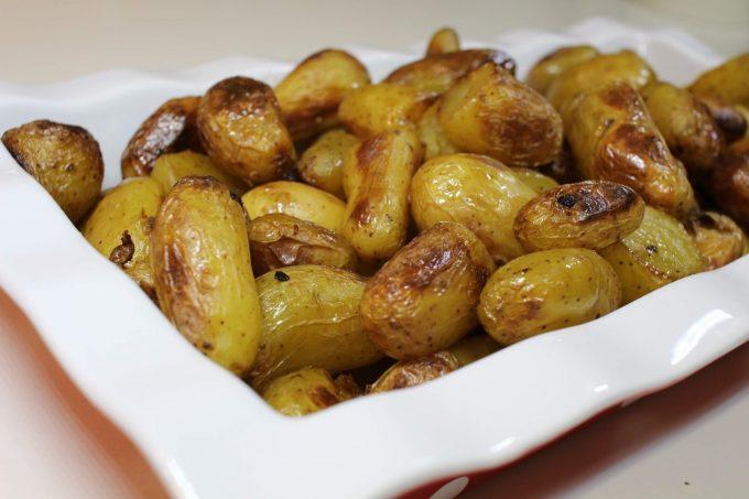 pommes de terre nouvelles sautées