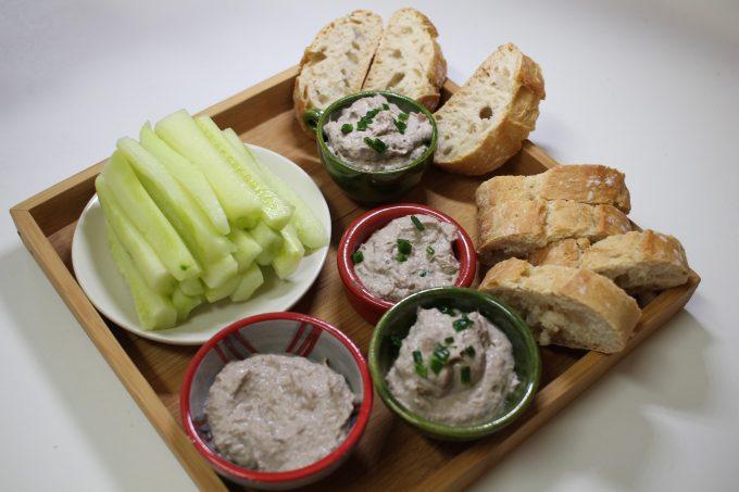 Rillettes de sardines la ciboulette pour l 39 ap ritif - Accompagnement sardines grillees barbecue ...