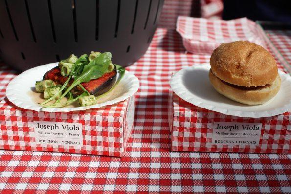 burger joseph viola