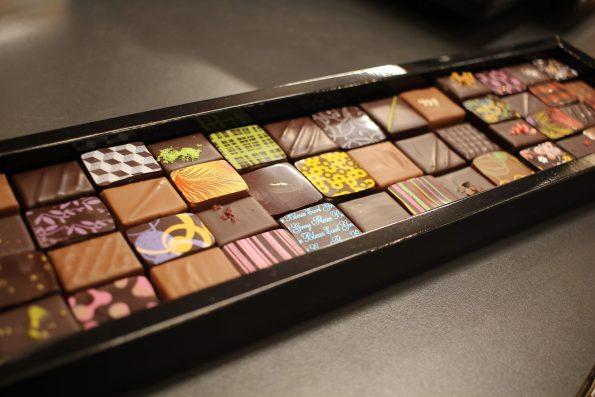 Joël Patouillard salon du chocolat Lyon 2018