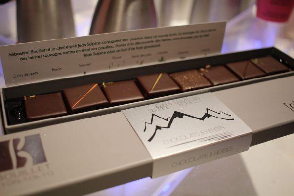 bouillet salon du chocolat Lyon 2018
