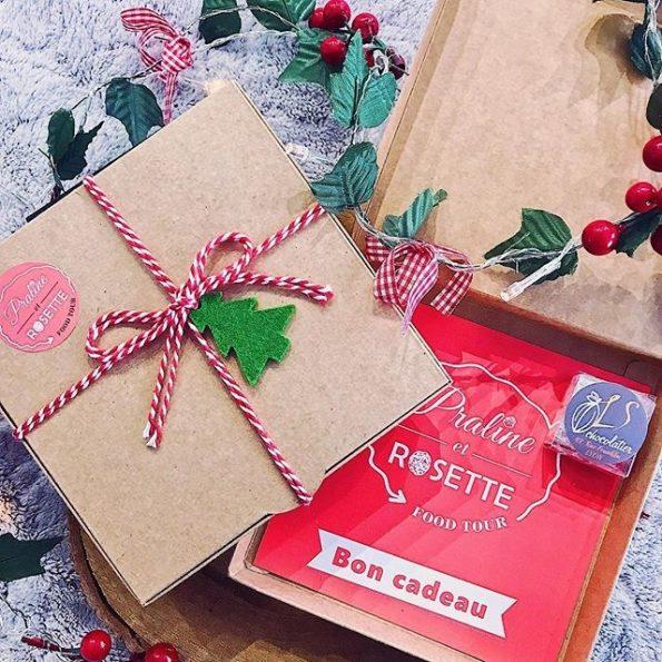 praline et rosette christmasbox