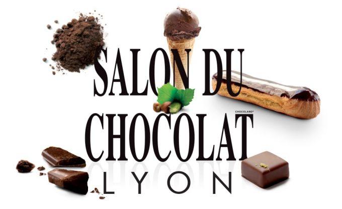 salon du chocolat lyon 2018