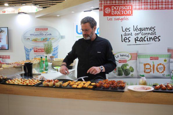 Paysan breton SIRHA 2019