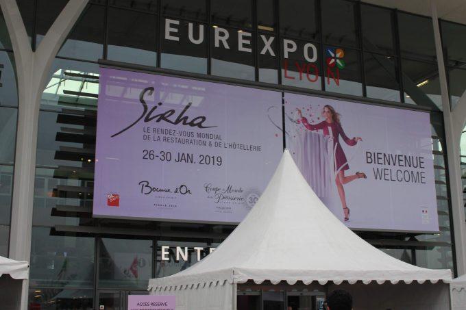 SIRHA Lyon 2019