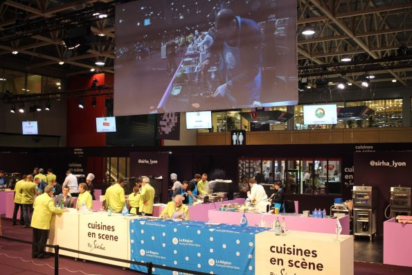 World burger contest SIRHA 2019