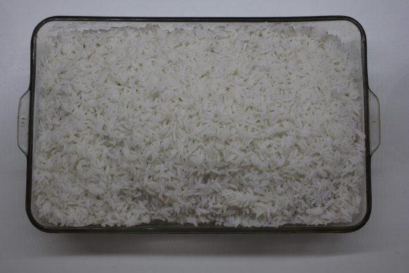 poulet au riz étape 2