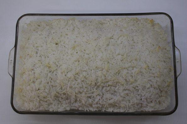 poulet au riz étape 3