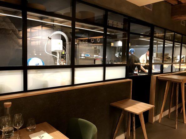cuisine restaurant Culina Hortus