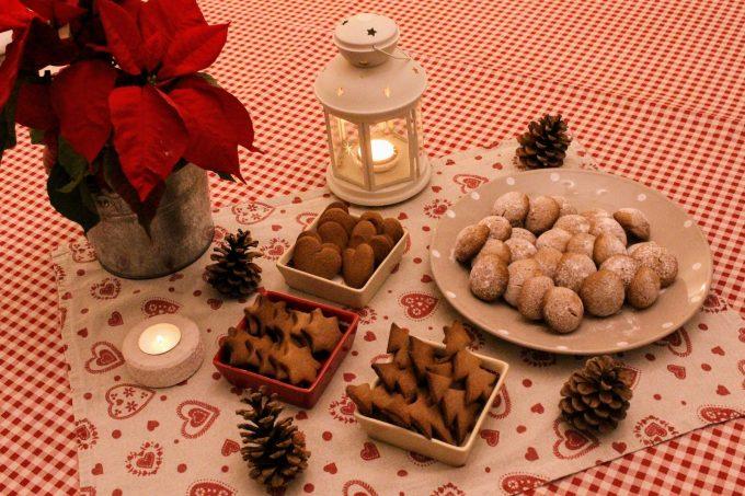 Biscuits de l'Avent au cacao