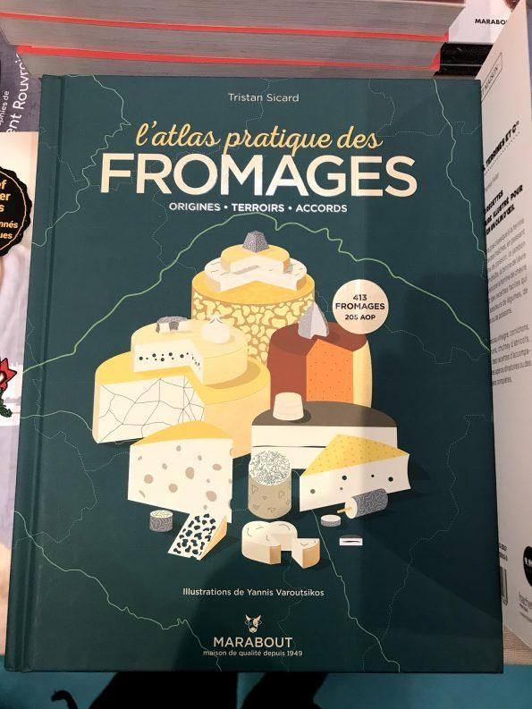 atlas pratique des fromages