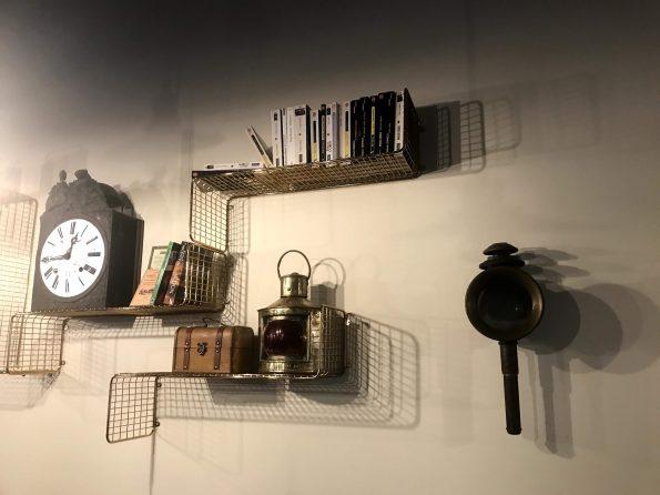 murs objets