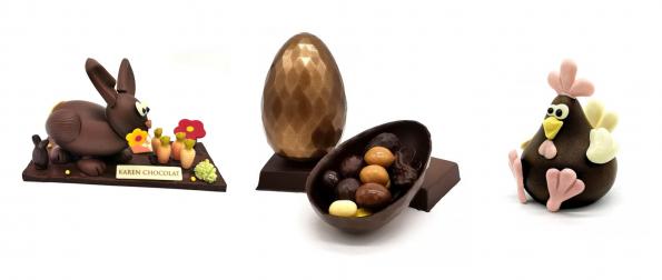 karen chocolat paques