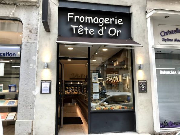 fromagerie tete d or