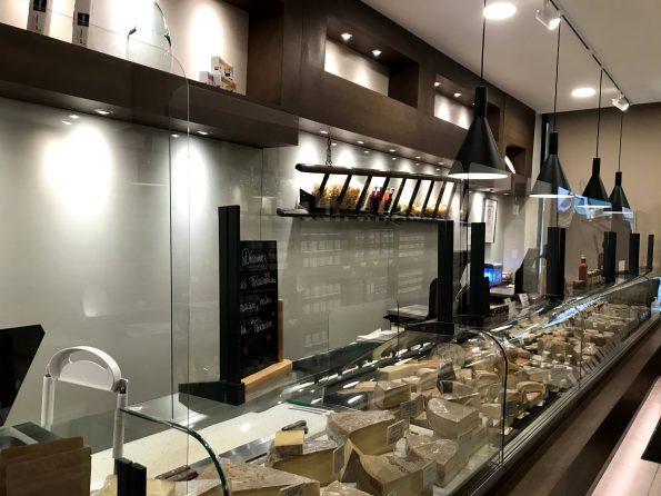 intérieur fromagerie tete d or