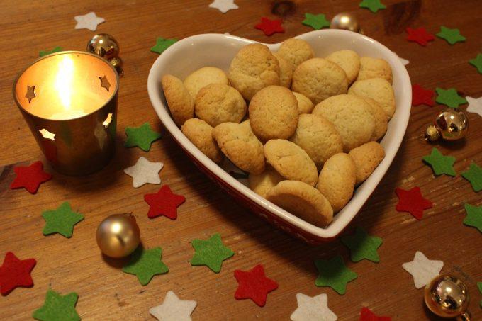 biscuits à la cardamome