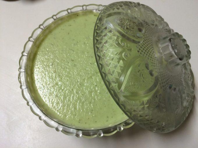 soupe froide concombre