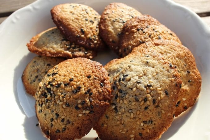 biscuit 2 sésames