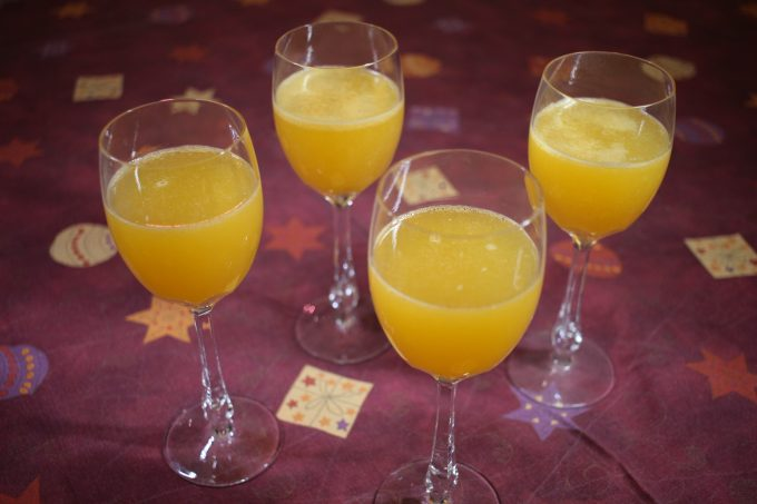 cocktail mandarine