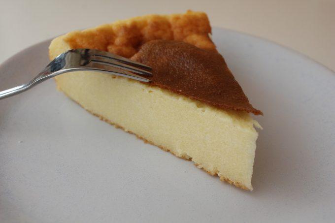 gâteau de semoule à la fleur d'oranger