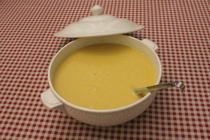 soupe de Monsieur Paul